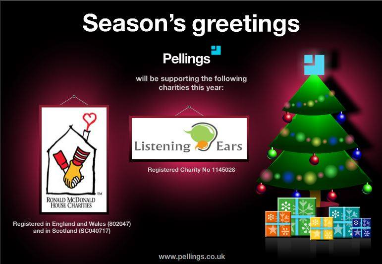 Peelings Charity Support Listening Ears