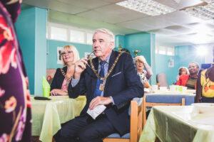 Mayor of Bexley Brian Bishop