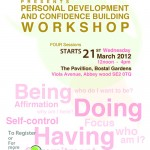 Personal Development and Confidence Building Workshop