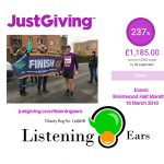 Support James' Half Marathon Fundraiser