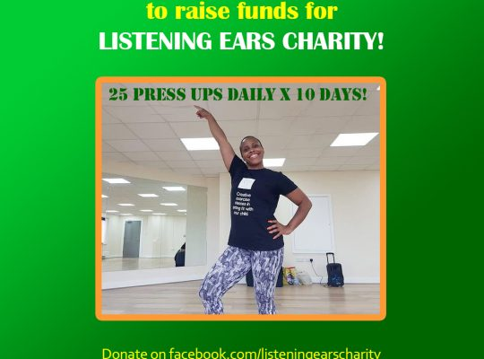 listening ears firefly fitness tatiana